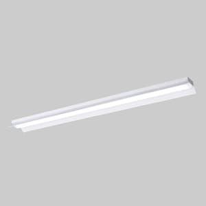 パナソニック 【在庫限り】一体型LEDベースライト 《iDシリーズ》 40形 直付型 反射笠付型 一般タイプ 6900lmタイプ 非調光タイプ Hf32形高出力型器具×2灯相当 昼白色 XLX460KENTLE9