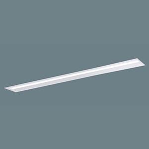 パナソニック 一体型LEDベースライト 《iDシリーズ》 110形 埋込型 下面開放型 W300 一般タイプ 13400lmタイプ 非調光タイプ Hf86形定格出力型器具×2灯相当 昼白色 XLX830VENCLE2