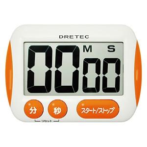 ドリテック 大画面タイマー 最大セット時間99分59秒 T-291OR