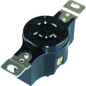 アメリカン電機 埋込コンセント 引掛形 2P 20A 250V 圧着端子式 140
