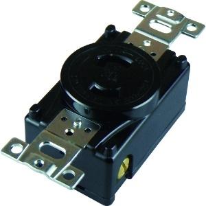 アメリカン電機 埋込コンセント 引掛形 2P 30A 250V 圧着端子式・引締式 2320