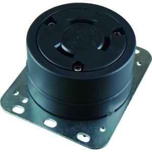 アメリカン電機 埋込コンセント 引掛形 3P 60A 250V 圧着端子式 3620