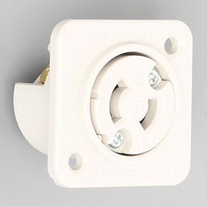 アメリカン電機 機器用アウトレット™ 引掛形 2P 15A 125V 圧着端子式 2117
