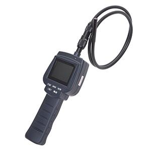 サンコー ポータブル内視鏡スコープ カメラ先端径φ9mm ケーブル長1m アタッチメント3種付 LCNRCP1M