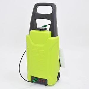 サンコー タンク式充電どこでも高圧洗浄機 吐出圧力6MPa タンク容量35L ホース長7m ACTD2WS8