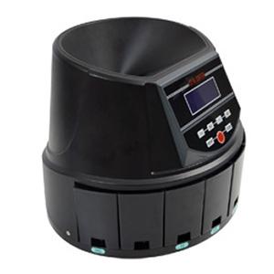 サンコー 電動オートコインカウンター AC110V 60Hz用 CNCT82BT
