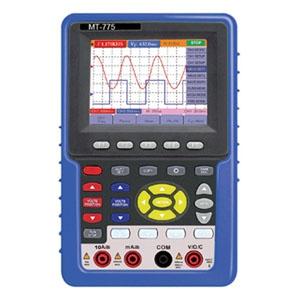 マザーツール デジタルハンディオシロスコープ フルカラーハンディタイプ 2現象オシロ+4000カウントDMM 周波数帯域60MHz MT-775