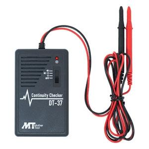 マザーツール 導通チェッカー LED・メロディ表示 DT-37