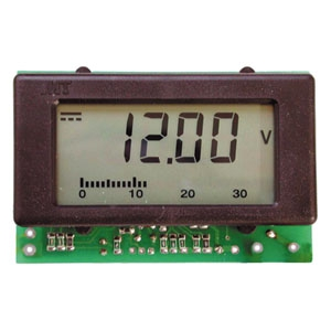 マザーツール デジタルパネルメータモジュール オートレンジ・スーパーDPMモジュール 3200カウント バーグラフ付 MT-320