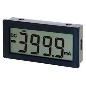 マザーツール 電流計 直流電流計デジタルパネルメータモジュール DIN規格96×48mm 4000カウントDPM MT-P96C