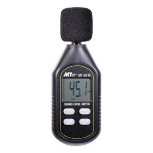 マザーツール デジタル騒音計 超軽量・小型モデル 測定範囲30〜130dB MT-EN1S