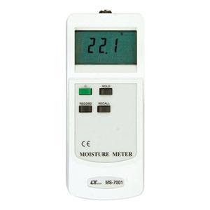 マザーツール デジタル水分計 木材用 スタンダードタイプ 測定範囲9〜30% MS-7001