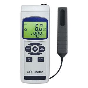 マザーツール CO2濃度計 プローブ搭載型センサ CO2・温度測定 RS-232Cインターフェース機能搭載 GC-2028