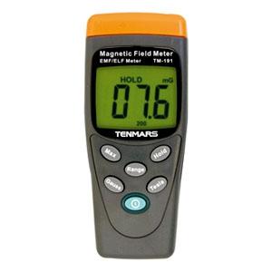 マザーツール デジタル電磁界強度テスター 非接触タイプ 表示単位切替可能 TM-191