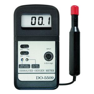 マザーツール デジタル溶存酸素計 ポーラログラフ式センサ 測定範囲0〜20mg/L DO-5509
