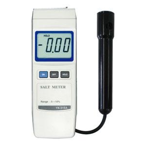 マザーツール デジタル塩分濃度計 測定範囲1.00〜10.00%高濃度塩分 YK-31SA