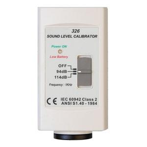 マザーツール 騒音計キャリブレーター 騒音計の校正 出力音圧レベル114・94dB MT-326