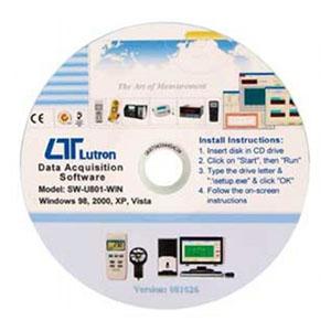 マザーツール ソフトウェア PC接続・データ編集用 RS-232Cインターフェイス SW-U801