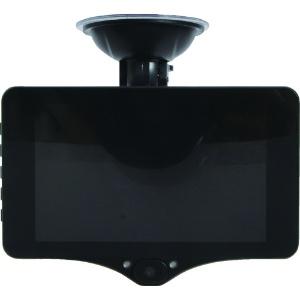 サンコー ドライブレコーダー 3カメラ同時録画 THACAM3D