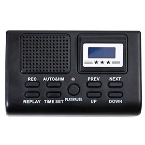 サンコー 自動録音再生機 《通話自動録音BOX》 2芯用 TLPRC38B