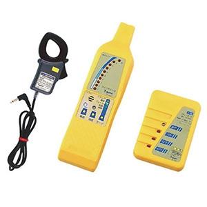 戸上電機 低圧配線路探査器 《Superラインチェッカ》 電圧範囲AC・DC12〜528V ノイズカット機能搭載 TLC-C