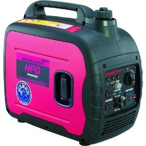 ワキタ 防音型インバーター発電機 交流直流両用タイプ タンク容量4L HPG1600I2