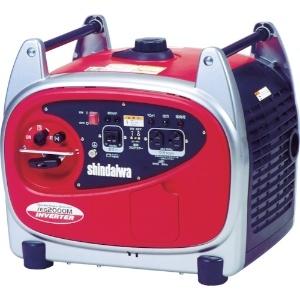 新ダイワ 防音型インバーター発電機 交流直流両用タイプ タンク容量6L IEG2000MY