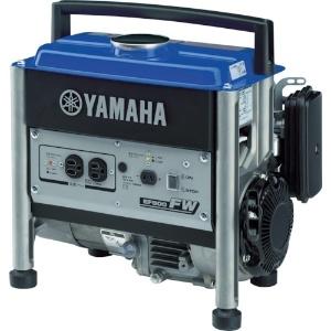 ヤマハ オープン型発電機 交流直流両用タイプ 100V-0.70kVA タンク容量2.7L EF900FW50HZ