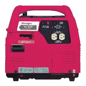 デンヨー 【生産完了品】インバーターガスエンジン発電機 交流直流両用タイプ GE-900P