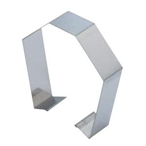 ネグロス電工 カバークランプ 《ネグレッツ®ウェイ》 ステンレス鋼 LWF1C