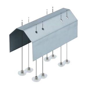 ネグロス電工 ジョイント 《ネグレッツ®ウェイ》 溶融亜鉛めっき鋼板 LWG1
