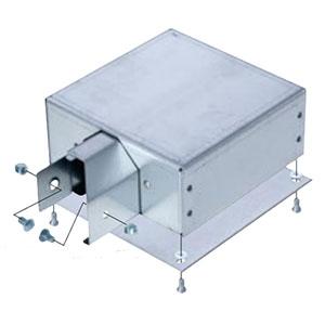 ネグロス電工 ジャンクションボックス 《ネグレッツ®ウェイ》 端部接続用 LWB1E