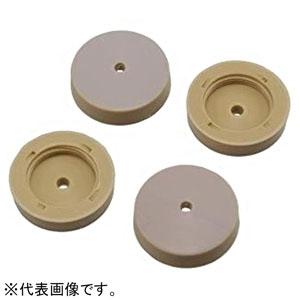 日本ロックサービス 取替用チェアブーツ 《isuisui》 木製脚用 20mmタイプ 4個入 ie-007
