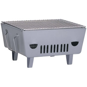 パール金属 焼肉亭 小型バーベキューコンロ ハンディタイプ 《CAPTAIN STAG》 M-6474