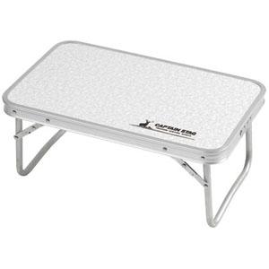 パール金属 ラフォーレ アルミFDテーブル コンパクトサイズ 56×34cm 《CAPTAIN STAG》 UC-512