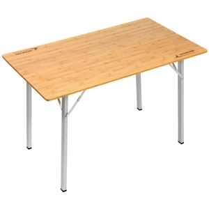 パール金属 アルバーロ 竹製フォールディングテーブル ワイドサイズ 《CAPTAIN STAG》 UC-502