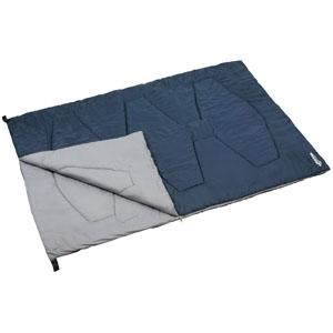 パール金属 洗えるシュラフ2000 寝袋 ダブルサイズ 収納バック付 《CAPTAIN STAG》 UB-7