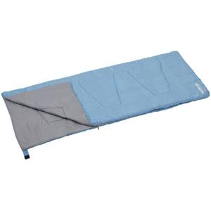 パール金属 【数量限定特価】洗えるシュラフ600 寝袋 収納バック付 ブルー 《CAPTAIN STAG》 UB-3