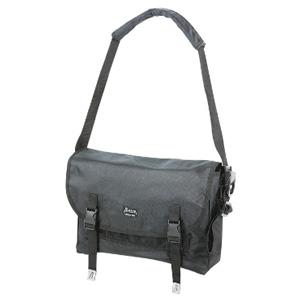 パール金属 【生産完了品】メッセンジャーバッグ ブラック B5サイズ対応 《CAPTAIN STAG》 M-8967