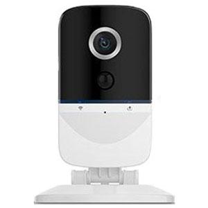 SREE 【生産完了品】屋内用モバイルスマートカメラ 《relica スマート》 バッテリー内蔵 SCC110AW