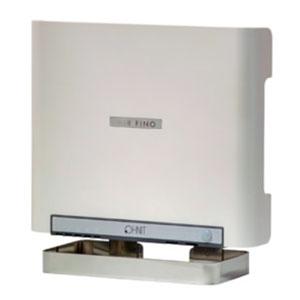 オーニット 室内用オゾン脱臭機 《エアフィーノ》 12〜60畳用 据置・壁掛対応 6W 10〜50mg/h 5段階切替 コード長3m ホワイト VS-50SW