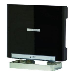 オーニット 室内用オゾン脱臭機 《エアフィーノ》 12〜60畳用 据置・壁掛対応 6W 10〜50mg/h 5段階切替 コード長3m ジェットブラック VS-50SB