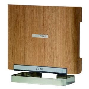 オーニット 室内用オゾン脱臭機 《エアフィーノ》 12〜60畳用 据置・壁掛対応 6W 10〜50mg/h 5段階切替 コード長3m ファインウッド VS-50SG