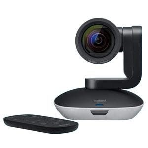 ロジクール HD 1080pビデオカメラ 《PTZ PRO2》 パン・ティルト・ズーム機能搭載タイプ CC2900EP