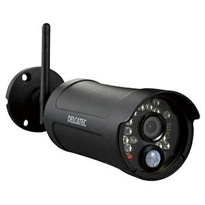 DXアンテナ 増設用ワイヤレスフルHDカメラ WSSシリーズ専用 WSS2C