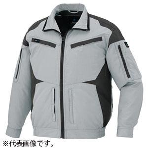 アイトス 空調服™ 《AZITO》 長袖ブルゾンタイプ Lサイズ シルバーグレー AZ-30589-003-L