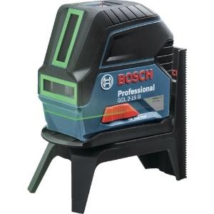 BOSCH レーザー墨出し器 電池式 ダイレクト方式 キャリングケース付 GCL2-15G