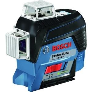 BOSCH レーザー墨出し器 デュアルパワー対応 キャリングケース付 GLL3-80CG