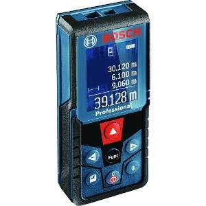 BOSCH レーザー距離計 電池式 ストラップ付 GLM400