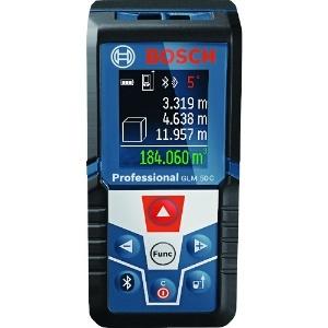 BOSCH データ転送レーザー距離計 《スマキョリ》 電池式 Bluetooth®対応 キャリングバッグ付 GLM50C